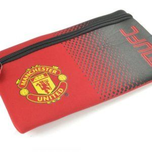 Manchester United Official Pencil Case